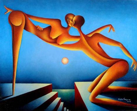 Adam et Eve Noirs