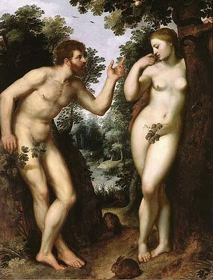Adam et Eve Blancs